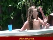 Individual spycam porn - super hot gal plumbing rock hard 24