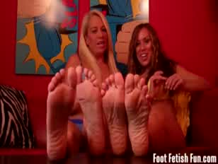 Your hot roomies discovered about your sole fetish